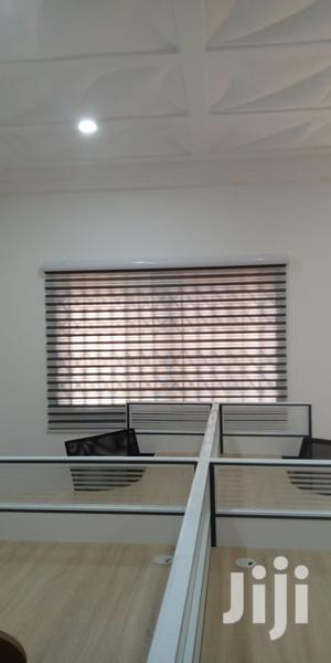 Black and White Curtains Blinds | Home Accessories for sale in Greater Accra, Sempe New Town