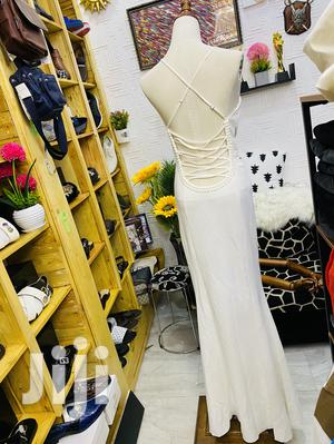 Maxi Long Dress White for Sell   Clothing for sale in Greater Accra, East Legon
