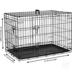 Metal Dog Cage   Pet's Accessories for sale in Greater Accra, Accra Metropolitan