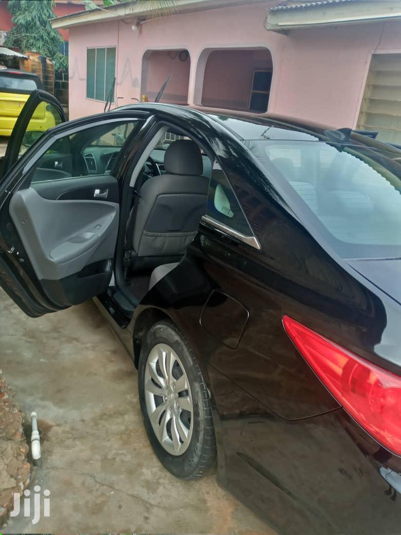 Hyundai Sonata 2012 Black   Cars for sale in Achimota, Greater Accra, Ghana
