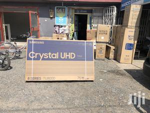 New 2020 Samsung Series8 Crystal Uhd 4K Led Tv +   TV & DVD Equipment for sale in Greater Accra, Adabraka