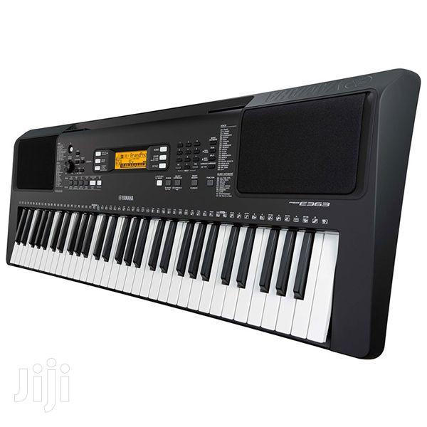 Yamaha Digital Keyboard Psr-E363y | Audio & Music Equipment for sale in Accra Metropolitan, Greater Accra, Ghana