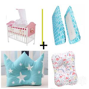 Foldable 2 In 1 Baby Cot   Children's Furniture for sale in Greater Accra, Tema Metropolitan