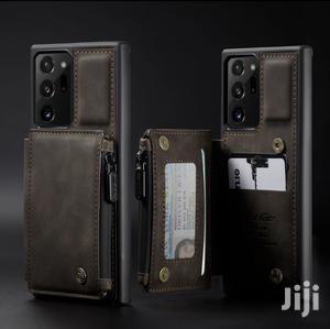 Caseme Leather Case Samsung S10+S9+S20+S20ultranote9/10+/20   Accessories for Mobile Phones & Tablets for sale in Greater Accra, Ridge
