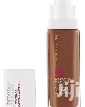 Maybelline Superstay Foundation | Makeup for sale in Greater Accra, East Legon