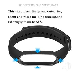 Original Strap For Xiaomi Mi Band 5 Only (NOT WATCH) | Smart Watches & Trackers for sale in Greater Accra, Accra Metropolitan