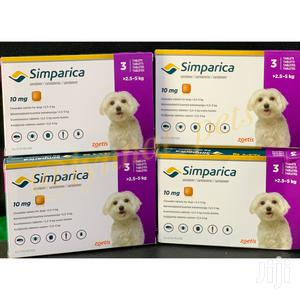 Simparica Ticks And Fleas Tablet ( Weight 2.5 To 5kg)   Pet's Accessories for sale in Greater Accra, Accra Metropolitan