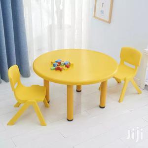 Preschool Kids Round Table | Children's Furniture for sale in Greater Accra, Tema Metropolitan