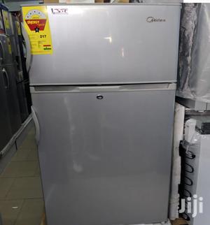 Powerful Midea Double Door Table Top Fridge With Freezer   Kitchen Appliances for sale in Greater Accra, Accra Metropolitan