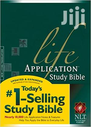 NLT Life Application Study Bible | Books & Games for sale in Greater Accra, Airport Residential Area