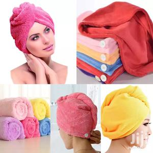 Microfiber Hair Wrap Towel For Faster Drying | Home Accessories for sale in Greater Accra, East Legon