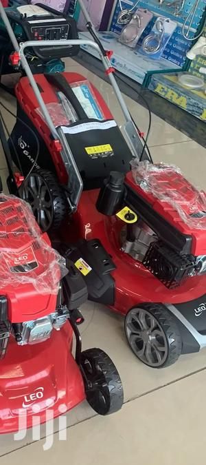 Leo Lawn Mower(Lm512-2l) 1.5ltr Fuel Tank/ 5.5HP/51mm/ 3 In1 | Garden for sale in Greater Accra, Accra Metropolitan