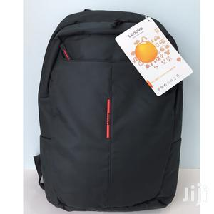 Brand New Lenovo Simple Black Laptop Backpack | Bags for sale in Greater Accra, Accra Metropolitan