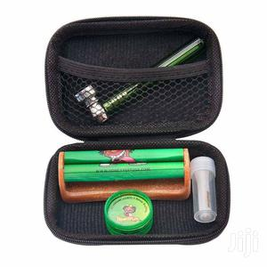 Smoke Pipe + Roller + Grinder And Mouth Tip Kit - 4 In 1 | Tobacco Accessories for sale in Greater Accra, Mataheko